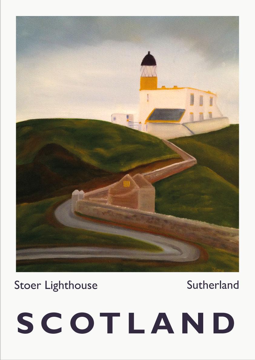 Stoer-Lighthouse