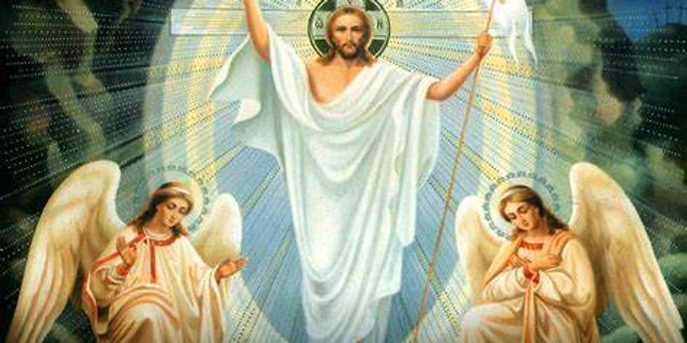 10 am Easter Sunday Mass
