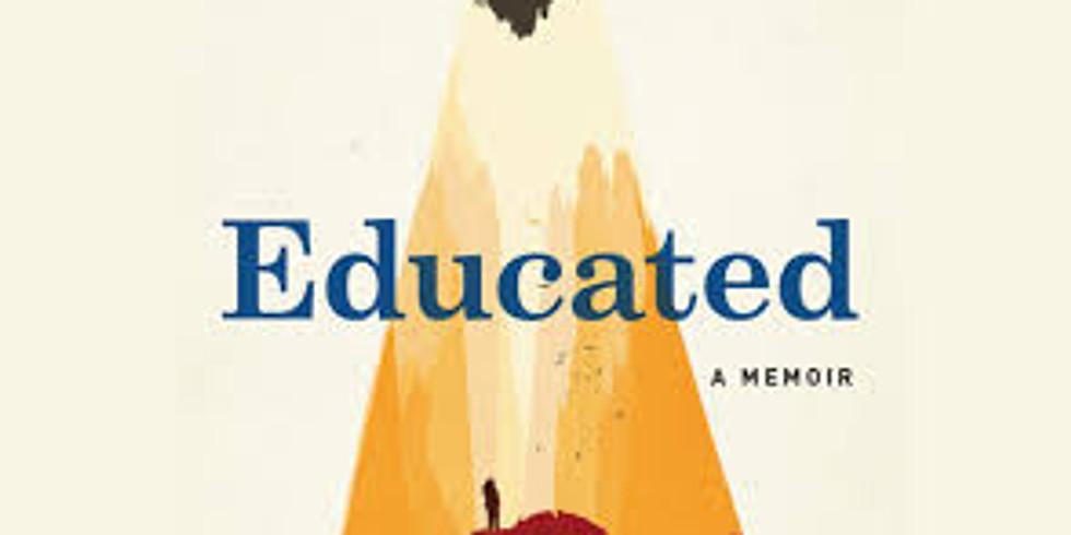 Book Club - Educated by Tara Westover