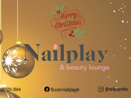 NailPlay Launching its Christmas Vouchers! And some Discounts?