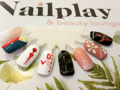 Your nails can be works of art too!