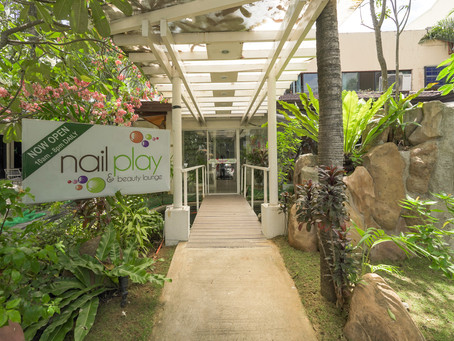 Nail Play and Beauty Lounge: Your P200 get you a five-star service