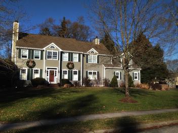 Customer's Barrington Home