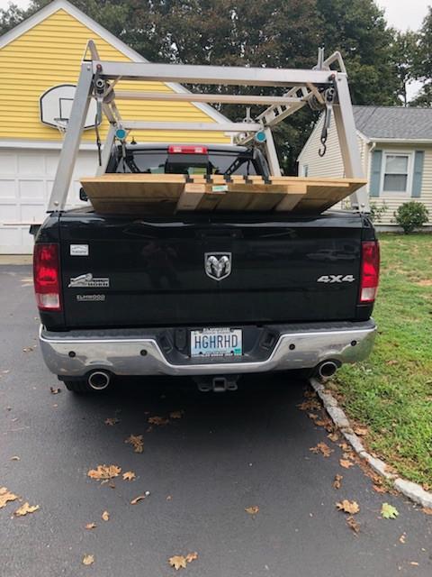 High Rhode Truck