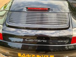 Porsche 911 + CLK55 Cab 085