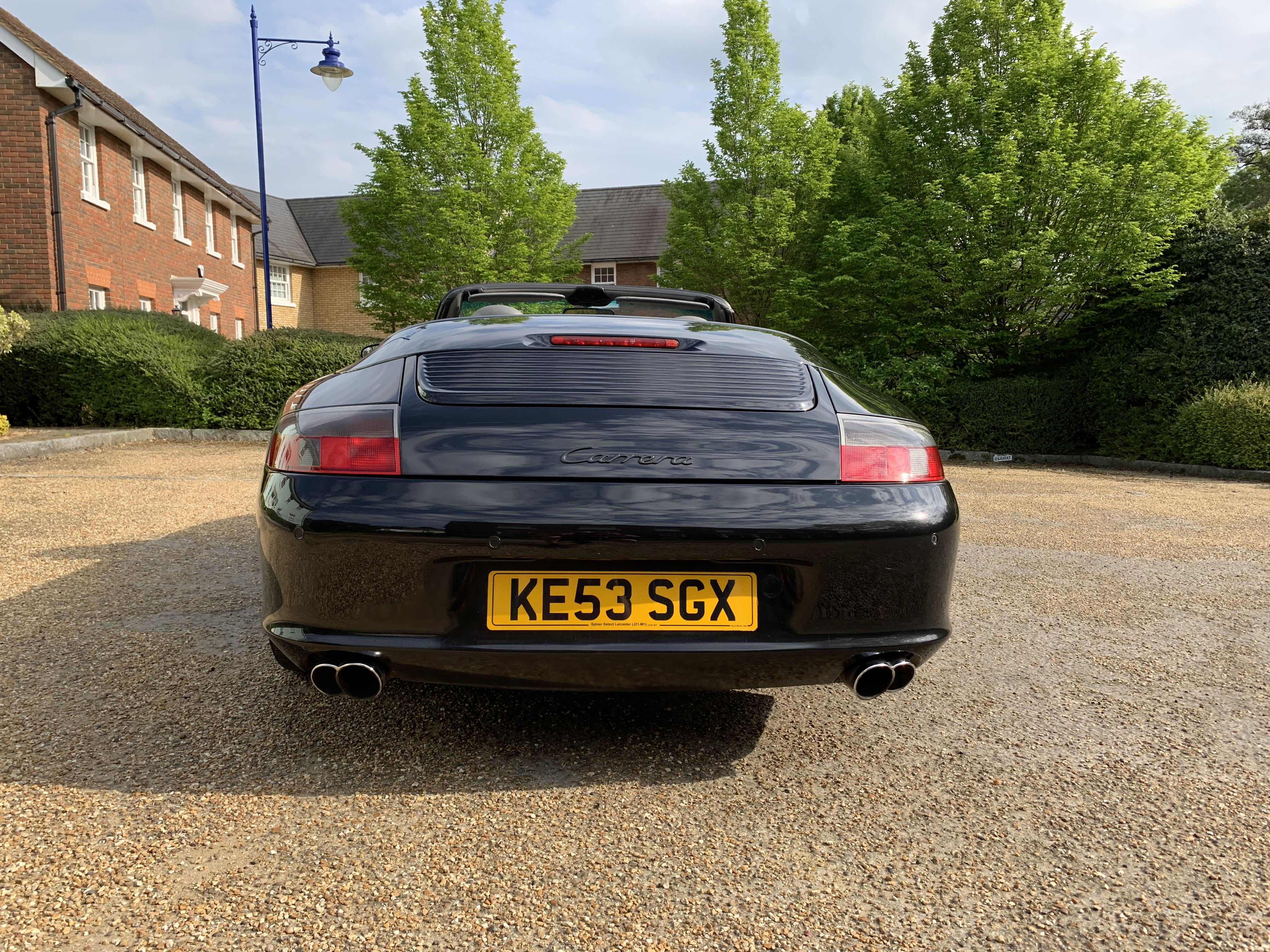 Porsche 911 + CLK55 Cab 072