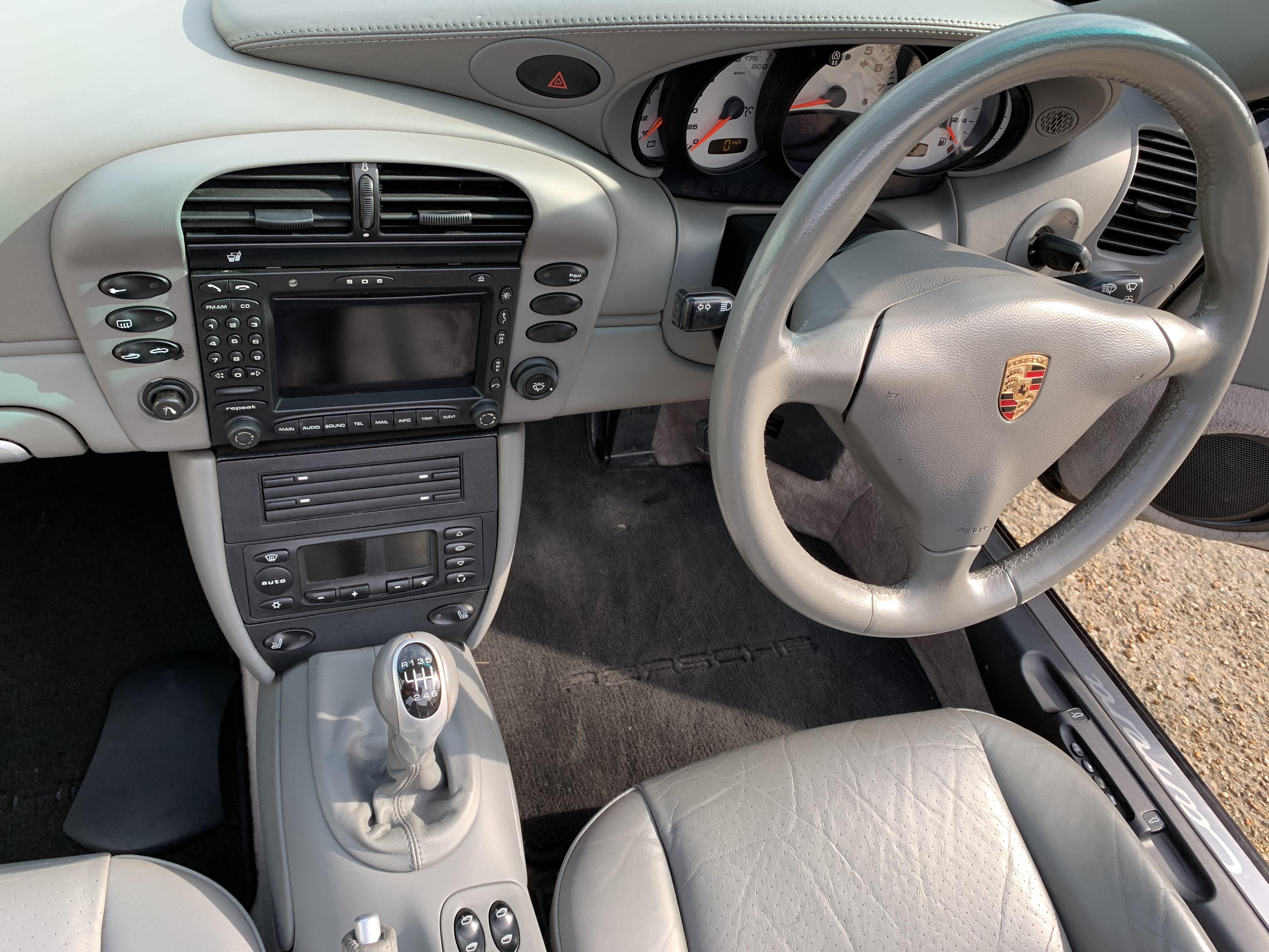 Porsche 911 + CLK55 Cab 090