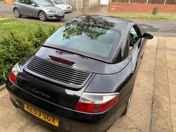 Porsche 911 + CLK55 Cab 105