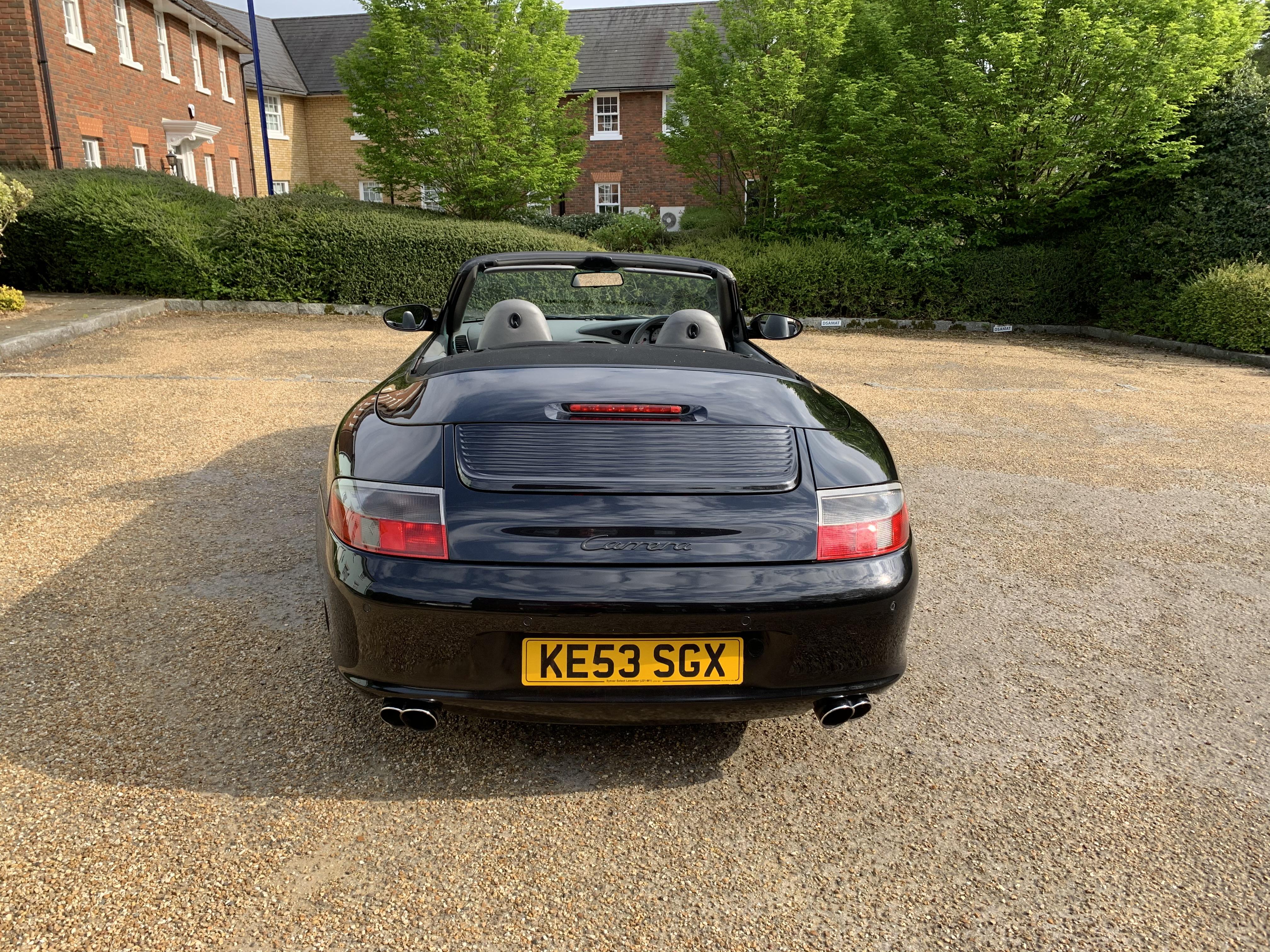 Porsche 911 + CLK55 Cab 071