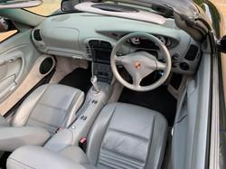 Porsche 911 + CLK55 Cab 077