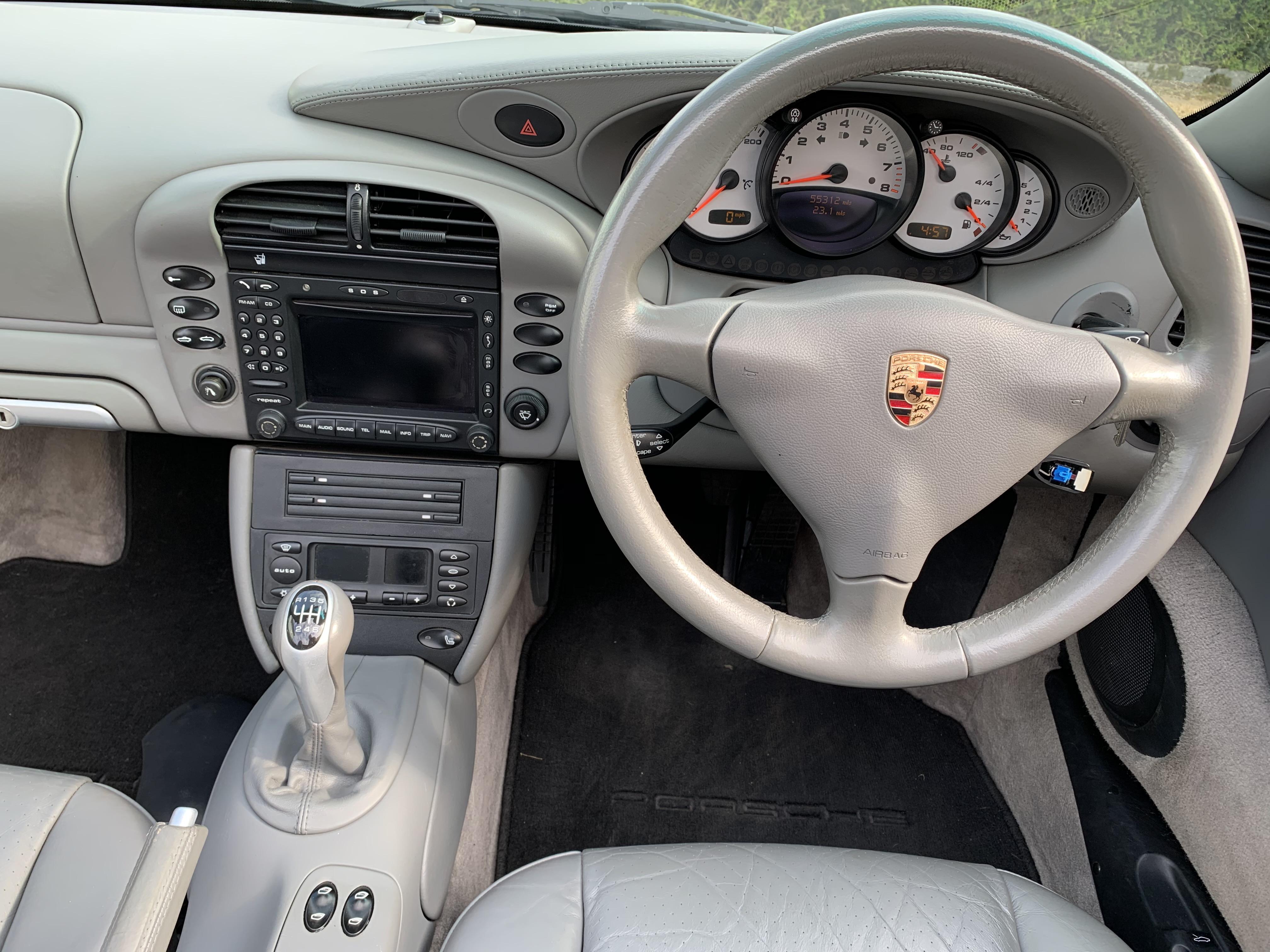Porsche 911 + CLK55 Cab 078