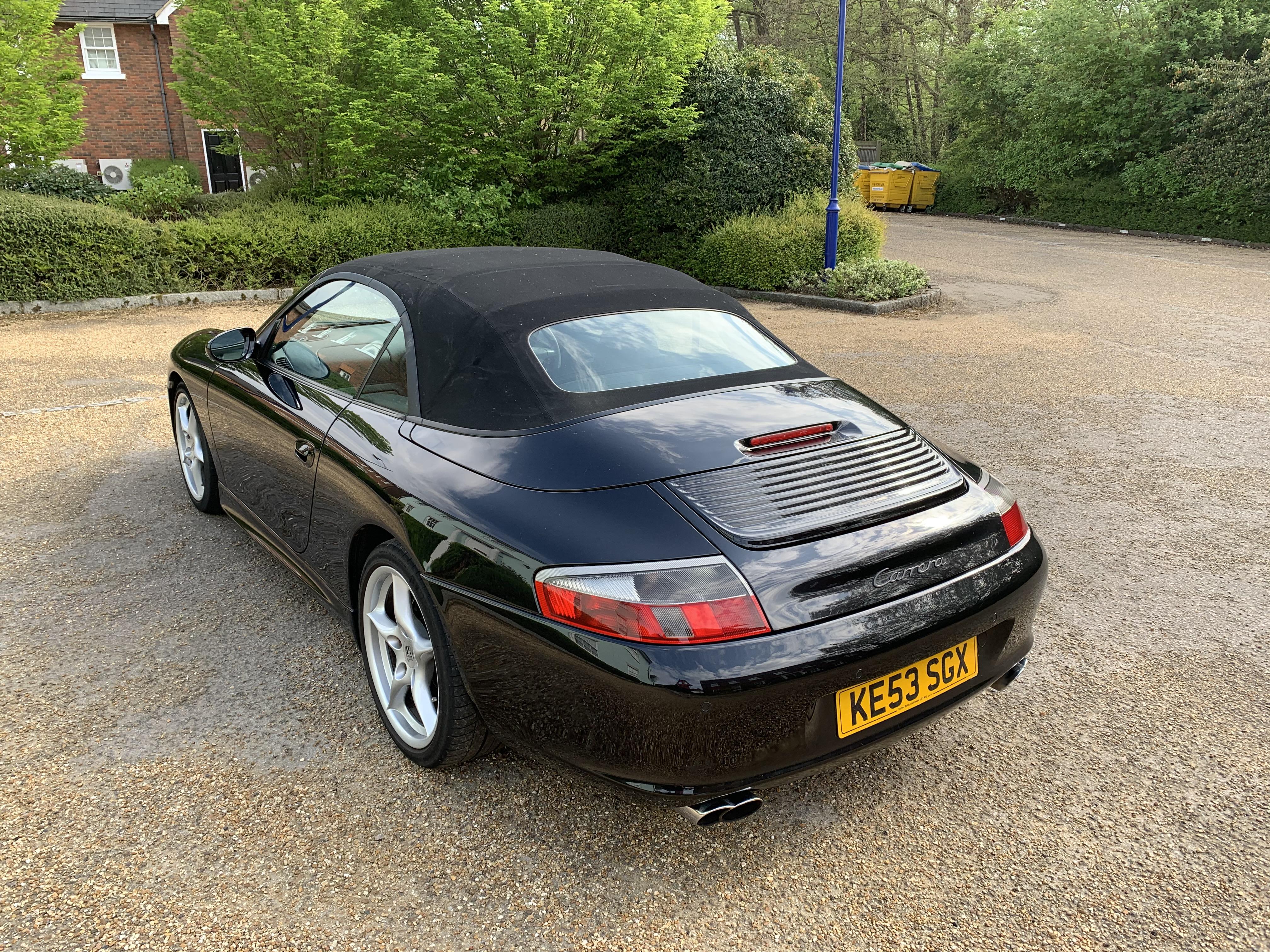 Porsche 911 + CLK55 Cab 050