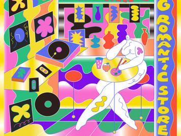 大浪漫商店開店1周年記念:台湾 NEW WAVE CULTURE / POP UP TOUR開催/大浪漫商店1周年紀念活動即將於日本各地展開 POP UP TOUR!