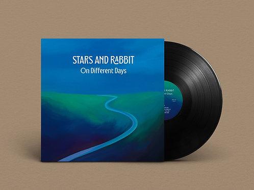 「On Different Days」/ Stars and Rabbit(LP)