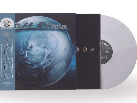 """The long-awaited Sunset Rollercoaster's newest Japanese vinyl """"SOFT STORM"""" finally released!"""