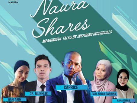 Astro Naura Shares 13 April 2019