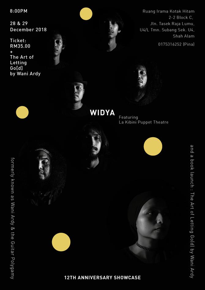 #WIDYA12 - Poster