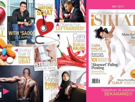 Majalah I Sihat - Mei 2015