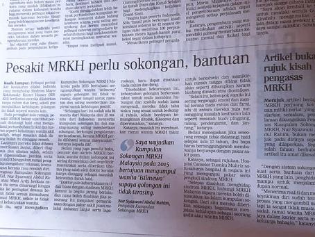 Berita Harian 24 September 2019