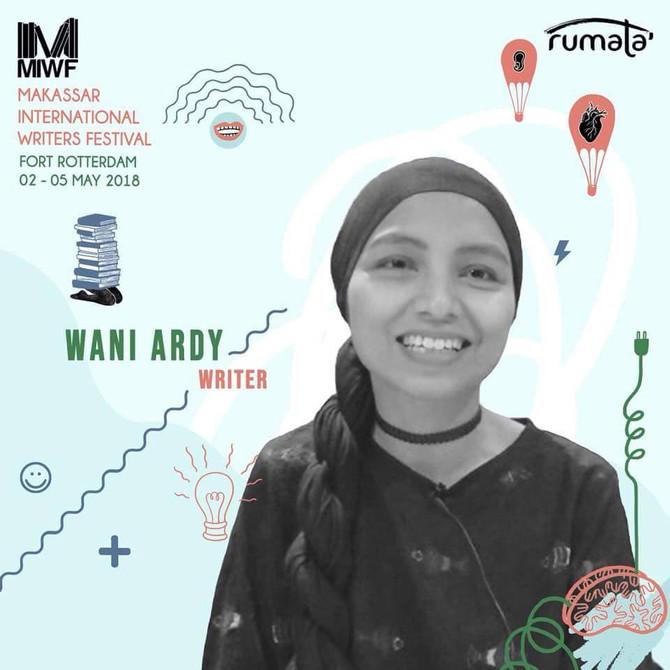 Wani Ardy takes on Makassar