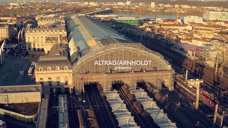 Rénovation de la Gare de Bordeaux Saint Jean