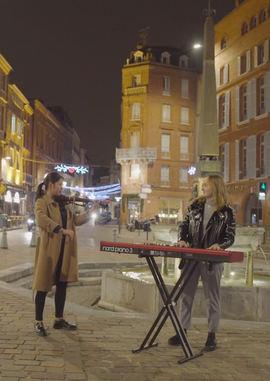 Clip Musical - ANNA & PAULINE