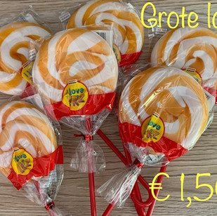 Grote lollie