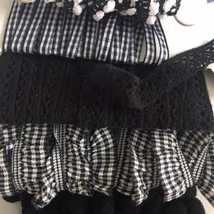 Lintpakket black & white