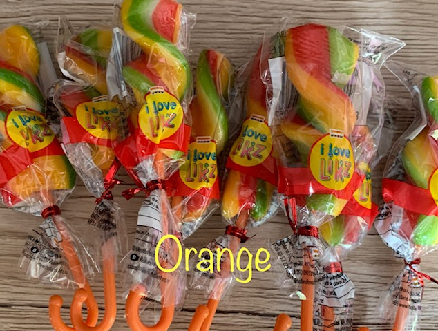 Orange twister