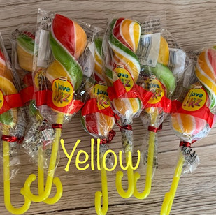 Yellow twister