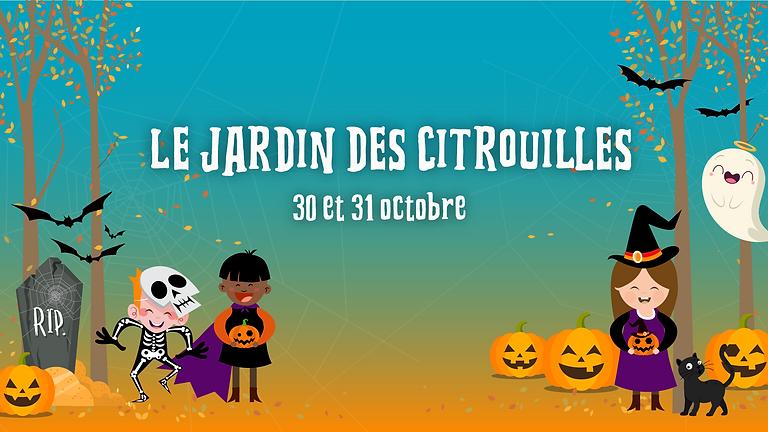 Le Jardin des citrouilles - 30 octobre 2021