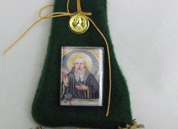 Amuleto San Benito