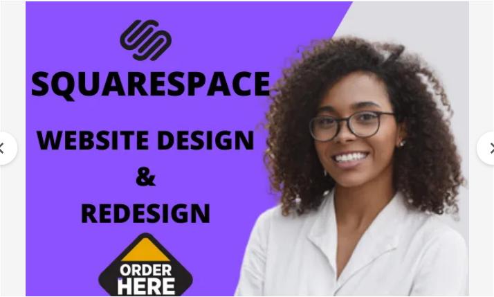 Landing Page con Squarespace