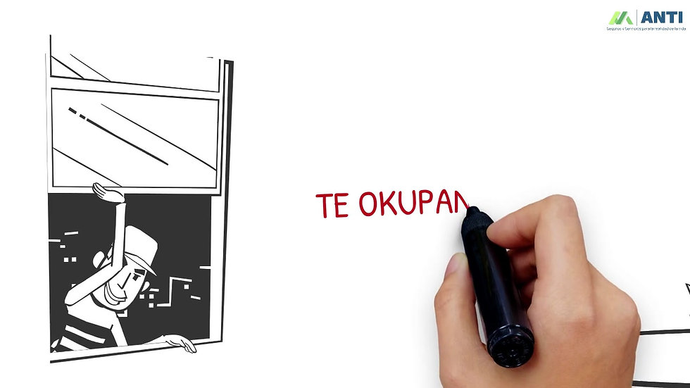 Video Publicitario Whiteboard