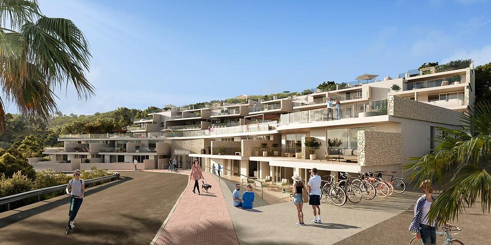 Promoción Inmobiliaria Housker Arenal Menorca (Spain)