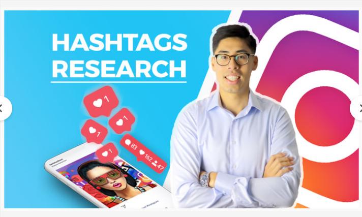 Estudio de Hashtags