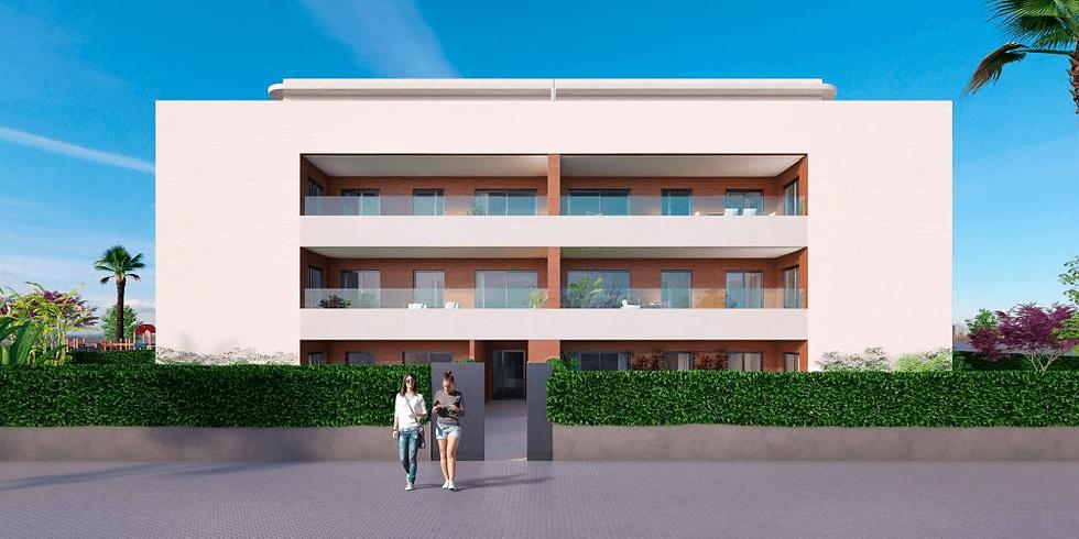 Promoción Inmobiliaria Housker Terrazas de Rota (Spain)