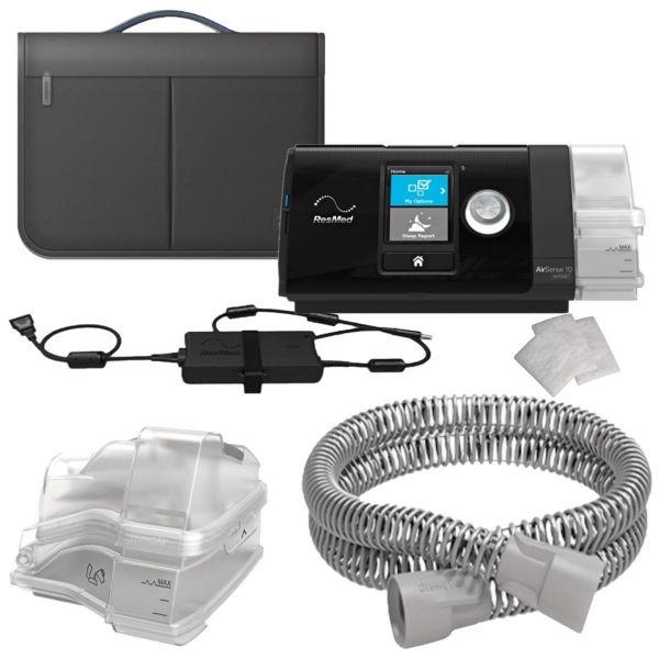 Compra de Equipos CPAP o BIPAP