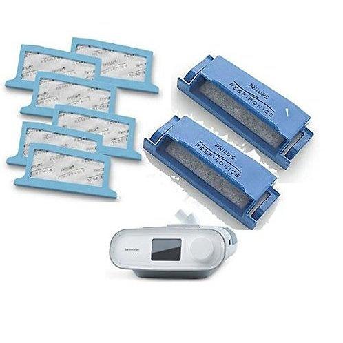 Kit 2 Filtros de Aire CPAP-APAP-BIPAP Philips