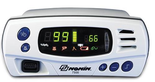 Oximetro de mesa NONIN Model 7500