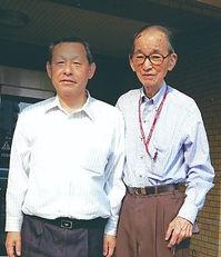 横山三男先生