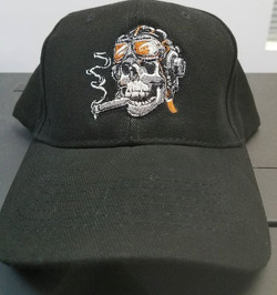 Embroidered a bunch of these for Rolling Bones Hot Rod Shop and their trip to to GNRS where they are