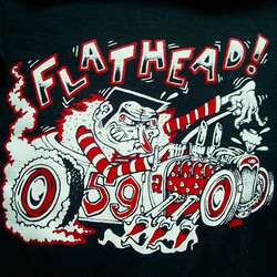 nother cool tshirt design we printed for our buddy Andy Kohler who also created the artworknfor the