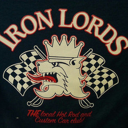 cool tshirts we printed awhile back for the _iron_lords_car_club ...Need merch for your biz, club or