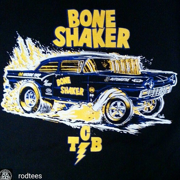 who doesn't love gassers_ Kool tshirt we printed awhile back for our buddy Jeremy Pearson featuring