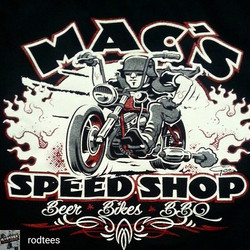 one of the more popular tshirt designs we print for _macspeedshop with are created by _gerdutchcoura