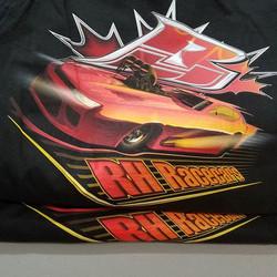 Diggin these shirts we printed last week featuring art by Stu Wotypka #rodtees #tshirtsandothercrap