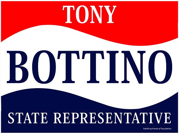 High Resolution Logo Tony Bottino for St