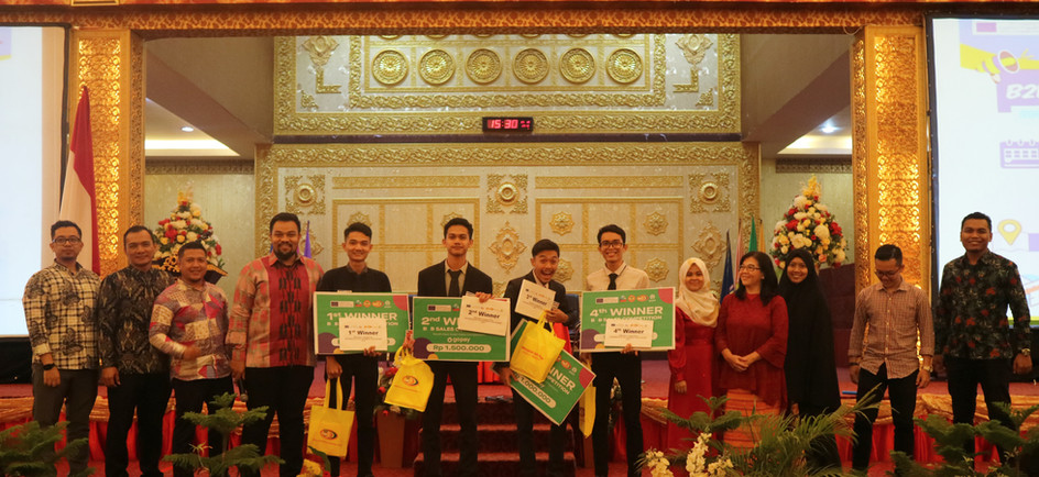 Sales Competition @UPI YPTK Padang