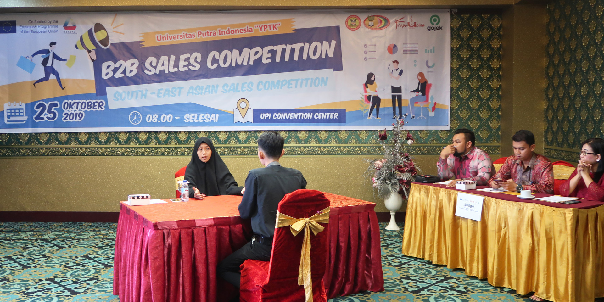 Sales Competition @UPI YPTK Padang